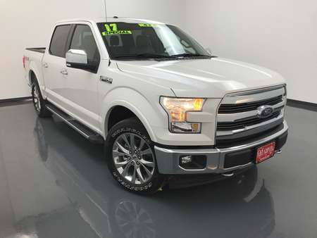 2017 Ford F-150 Lariat SuperCrew 4WD for Sale  - 15295  - C & S Car Company