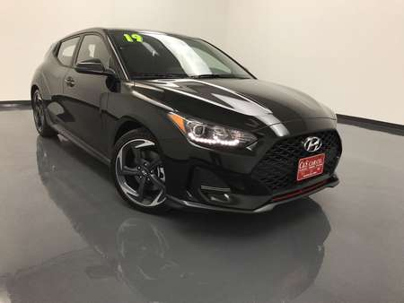 2019 Hyundai Veloster Turbo 3D Coupe for Sale  - HY7719  - C & S Car Company