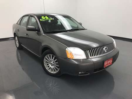 2006 Mercury Montego Premier for Sale  - HY7526B  - C & S Car Company