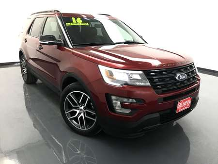 2016 Ford Explorer Sport 4WD for Sale  - MA3073A  - C & S Car Company