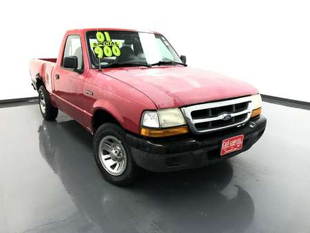 2001 Ford Ranger XL for Sale  - 15320B  - C & S Car Company