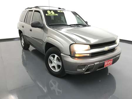 2006 Chevrolet TrailBlazer LS  4WD for Sale  - 15155B  - C & S Car Company