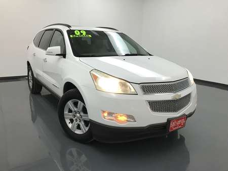 2009 Chevrolet Traverse LT w/2LT for Sale  - MA2834B  - C & S Car Company