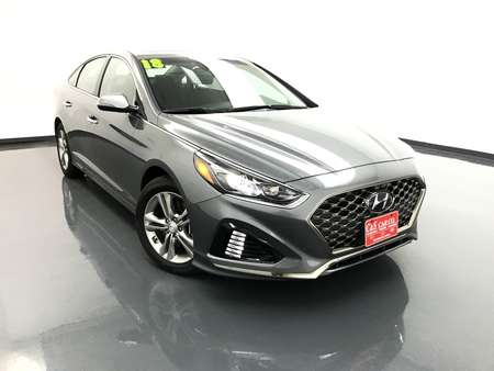 2018 Hyundai Sonata Limited for Sale  - HY7781  - C & S Car Company