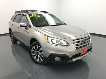 2017 Subaru Outback 2.5i Limited w/Eyesight for Sale  - SB7096A  - C & S Car Company