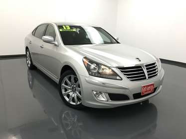 2013 Hyundai Equus Sign