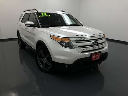2014 Ford Explorer Limited 4WD for Sale  - MA3186A  - C & S Car Company