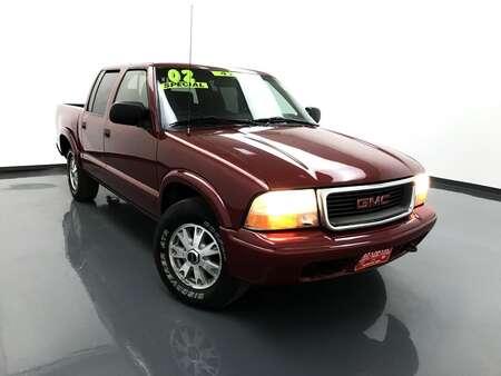 2002 GMC Sonoma SLS CrewCab 4x4 for Sale  - 15369  - C & S Car Company