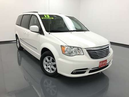 2013 Chrysler Town & Country Touring  LWB for Sale  - 15242B  - C & S Car Company