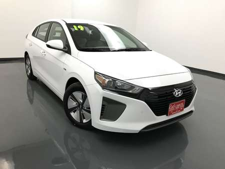 2019 Hyundai Ioniq Hybrid Blue for Sale  - HY7797  - C & S Car Company