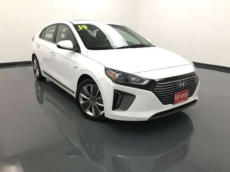 2019 Hyundai Ioniq Hybrid Limited for Sale  - HY7803  - C & S Car Company