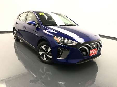 2019 Hyundai Ioniq Hybrid SEL for Sale  - HY7804  - C & S Car Company