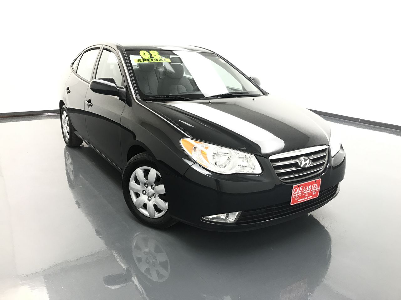 Thumbnail 2008 Hyundai Elantra   C U0026 S Car Company II ...