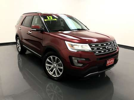 2017 Ford Explorer Limited  4WD for Sale  - 15387  - C & S Car Company