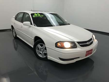 2005 Chevrolet Impala LS for Sale  - MA3185A  - C & S Car Company