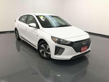 2019 Hyundai Ioniq Hybrid SEL for Sale  - HY7814  - C & S Car Company
