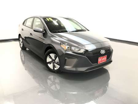 2019 Hyundai Ioniq Hybrid Blue for Sale  - HY7813  - C & S Car Company