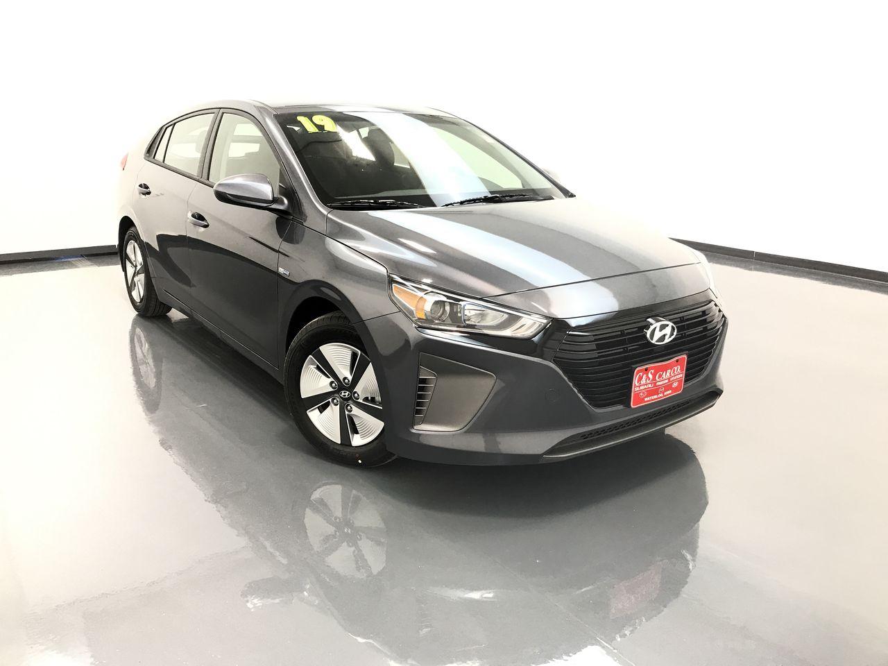 Thumbnail 2019 Hyundai Ioniq Hybrid C S Car Company