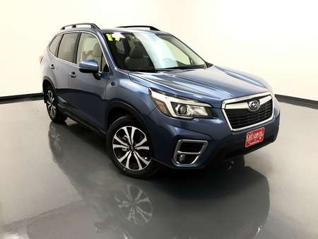 2019 Subaru Forester 2.5i Limited w/Eyesight for Sale  - SB7215  - C & S Car Company