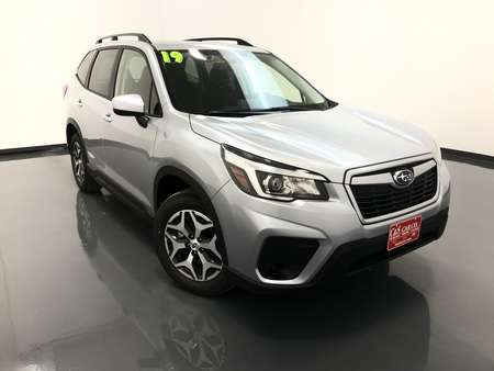 2019 Subaru Forester 2.5i Premium w/Eyesight for Sale  - SB7218  - C & S Car Company