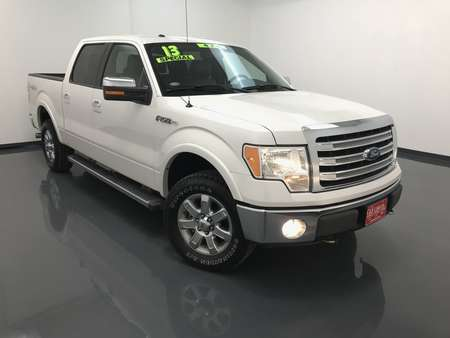 2013 Ford F-150 Lariat Supercrew 4WD for Sale  - WC15406  - C & S Car Company