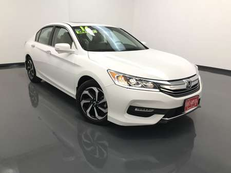 2016 Honda Accord EX  Sdn w/Sensing for Sale  - 15391  - C & S Car Company