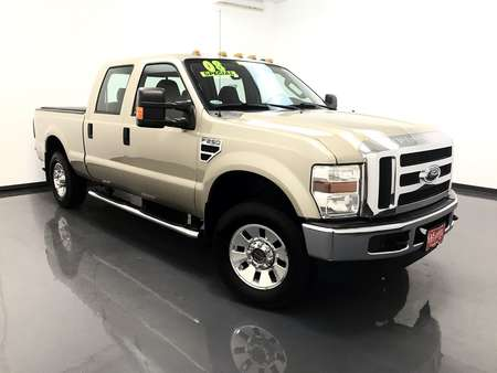 2008 Ford F-250 XLT Super Duty Crew Cab 4WD for Sale  - 15410A  - C & S Car Company