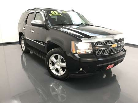 2009 Chevrolet Tahoe LTZ 4WD for Sale  - SB7155A  - C & S Car Company