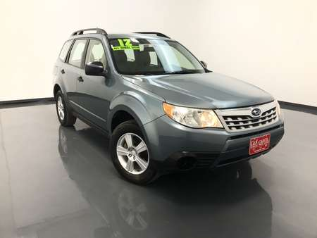 2012 Subaru Forester 2.5X for Sale  - SB7257A  - C & S Car Company