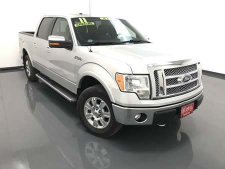 2011 Ford F-150 Lariat Supercrew 4WD for Sale  - 15295A  - C & S Car Company