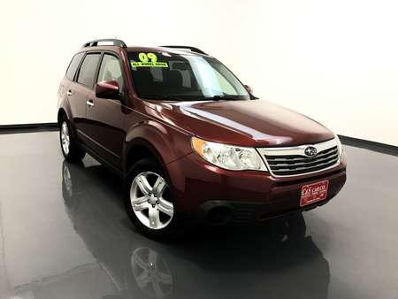 2009 Subaru Forester 2.5X Premium for Sale  - SB7269A  - C & S Car Company