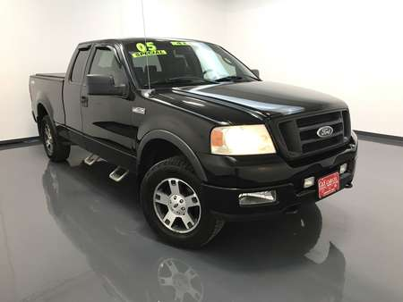 2005 Ford F-150 XLT Supercab 4WD for Sale  - 14971A  - C & S Car Company
