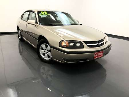 2003 Chevrolet Impala LS for Sale  - HY7599B  - C & S Car Company