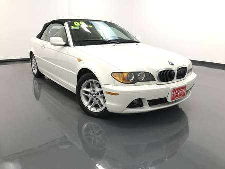 2004 BMW 3 Series 325Ci  Convertible for Sale  - SB6106A2  - C & S Car Company
