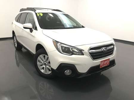 2019 Subaru Outback 2.5i Premium w/Eyesight for Sale  - SB7316  - C & S Car Company