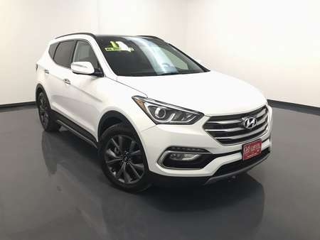 2017 Hyundai Santa Fe Sport 2.0T Ultimate AWD for Sale  - HY7780A  - C & S Car Company