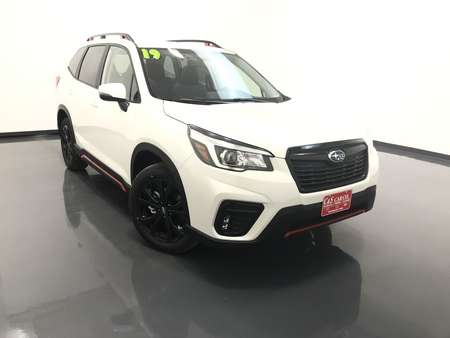 2019 Subaru Forester 2.5i Sport w/Eyesight for Sale  - SB7330  - C & S Car Company