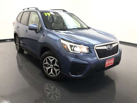 2019 Subaru Forester 2.5i Premium w/Eyesight for Sale  - SB7343  - C & S Car Company