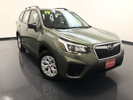 2019 Subaru Forester 2.5i w/Eyesight for Sale  - SB7347  - C & S Car Company