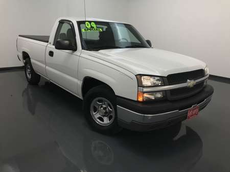 2004 Chevrolet Silverado 1500 Reg Cab 8' Box for Sale  - 15369B  - C & S Car Company
