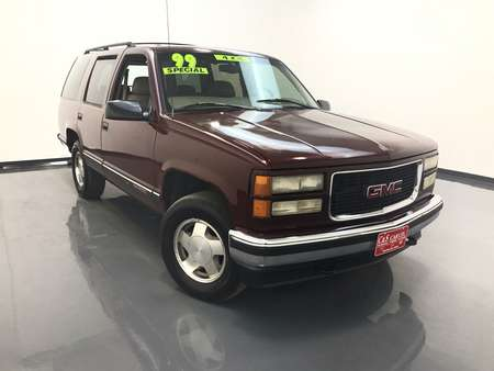1999 GMC Yukon SLT 4WD for Sale  - 15052A  - C & S Car Company