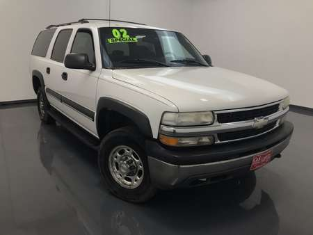 2002 Chevrolet Suburban LS 2500 for Sale  - HY7762A  - C & S Car Company
