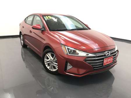 2019 Hyundai Elantra SEL for Sale  - HY7862  - C & S Car Company