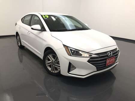 2019 Hyundai Elantra SEL for Sale  - HY7860  - C & S Car Company