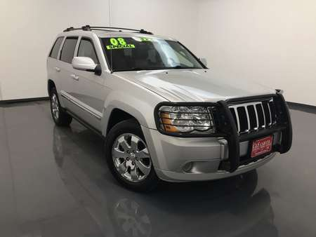 2008 Jeep Grand Cherokee Limited 4WD for Sale  - HY7785A  - C & S Car Company