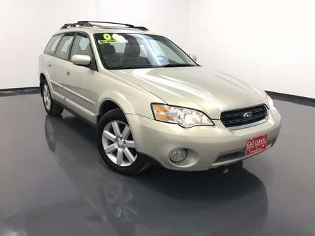 2006 Subaru Legacy 2.5i Limited Outback for Sale  - SB6984B2  - C & S Car Company