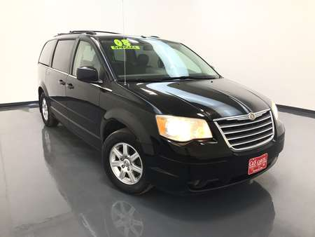 2008 Chrysler Town & Country Touring  LWB for Sale  - SB6984B1  - C & S Car Company