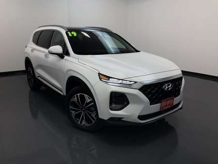 2019 Hyundai Santa Fe Limited 2.0T AWD for Sale  - HY7887  - C & S Car Company