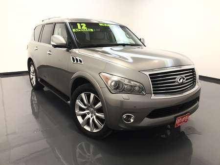 2012 Infiniti QX56 4WD for Sale  - 15469  - C & S Car Company