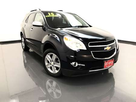 2015 Chevrolet Equinox LTZ AWD for Sale  - 15475  - C & S Car Company